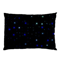 Awesome Allover Stars 02 Pillow Case by MoreColorsinLife