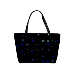 Awesome Allover Stars 02 Shoulder Handbags by MoreColorsinLife
