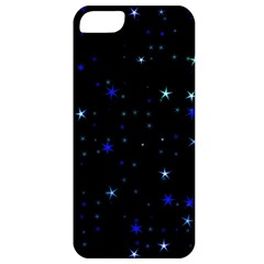 Awesome Allover Stars 02 Apple Iphone 5 Classic Hardshell Case by MoreColorsinLife