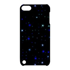 Awesome Allover Stars 02 Apple Ipod Touch 5 Hardshell Case With Stand by MoreColorsinLife