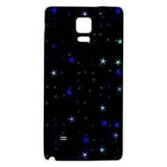 Awesome Allover Stars 02 Galaxy Note 4 Back Case by MoreColorsinLife