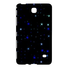 Awesome Allover Stars 02 Samsung Galaxy Tab 4 (7 ) Hardshell Case  by MoreColorsinLife