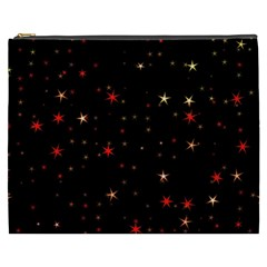 Awesome Allover Stars 02b Cosmetic Bag (xxxl)