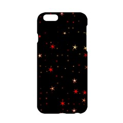 Awesome Allover Stars 02b Apple Iphone 6/6s Hardshell Case by MoreColorsinLife