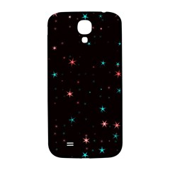 Awesome Allover Stars 02f Samsung Galaxy S4 I9500/i9505  Hardshell Back Case by MoreColorsinLife