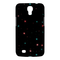Awesome Allover Stars 02f Samsung Galaxy Mega 6 3  I9200 Hardshell Case by MoreColorsinLife
