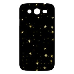 Awesome Allover Stars 02a Samsung Galaxy Mega 5 8 I9152 Hardshell Case  by MoreColorsinLife