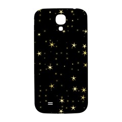 Awesome Allover Stars 02a Samsung Galaxy S4 I9500/i9505  Hardshell Back Case by MoreColorsinLife