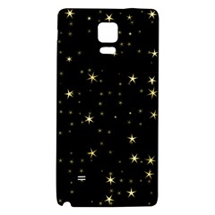 Awesome Allover Stars 02a Galaxy Note 4 Back Case by MoreColorsinLife