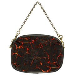Volcanic Textures Chain Purses (one Side)  by BangZart