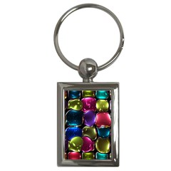 Stained Glass Key Chains (rectangle)  by BangZart