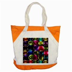 Stained Glass Accent Tote Bag by BangZart