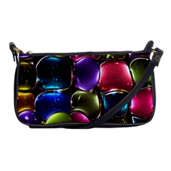 Stained Glass Shoulder Clutch Bags by BangZart