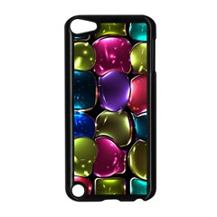 Stained Glass Apple Ipod Touch 5 Case (black)