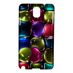 Stained Glass Samsung Galaxy Note 3 N9005 Hardshell Case by BangZart