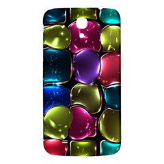 Stained Glass Samsung Galaxy Mega I9200 Hardshell Back Case by BangZart