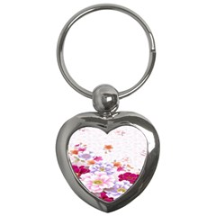 Sweet Flowers Key Chains (heart)  by BangZart