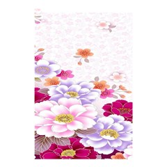 Sweet Flowers Shower Curtain 48  X 72  (small)  by BangZart