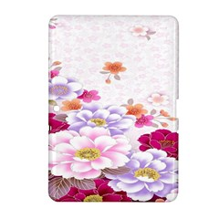 Sweet Flowers Samsung Galaxy Tab 2 (10 1 ) P5100 Hardshell Case  by BangZart