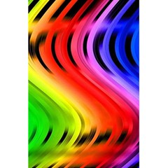Colorful Vertical Lines 5 5  X 8 5  Notebooks by BangZart