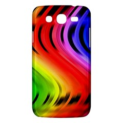 Colorful Vertical Lines Samsung Galaxy Mega 5 8 I9152 Hardshell Case  by BangZart