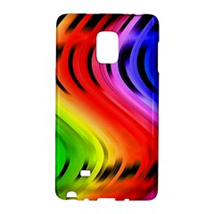 Colorful Vertical Lines Galaxy Note Edge by BangZart