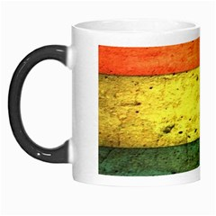 Five Wall Colour Morph Mugs by BangZart