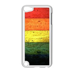 Five Wall Colour Apple Ipod Touch 5 Case (white) by BangZart