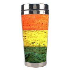 Five Wall Colour Stainless Steel Travel Tumblers by BangZart