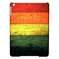 Five Wall Colour Ipad Air Hardshell Cases by BangZart