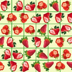 Strawberries Pattern Magic Photo Cubes by SuperPatterns