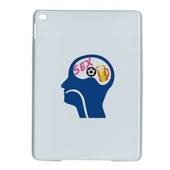 Male Psyche Ipad Air 2 Hardshell Cases by linceazul
