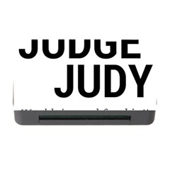 Judge Judy Wouldn t Stand For This! Memory Card Reader With Cf by theycallmemimi