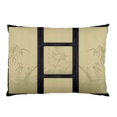 Tatami - Bamboo Pillow Case (two Sides) by RespawnLARPer