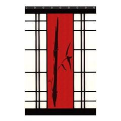 Shoji   Bamboo Shower Curtain 48  X 72  (small)  by RespawnLARPer