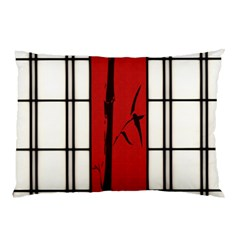 Shoji   Bamboo Pillow Case (two Sides) by RespawnLARPer