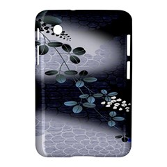 Abstract Black And Gray Tree Samsung Galaxy Tab 2 (7 ) P3100 Hardshell Case  by BangZart