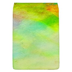 Abstract Yellow Green Oil Flap Covers (l)  by BangZart