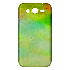 Abstract Yellow Green Oil Samsung Galaxy Mega 5 8 I9152 Hardshell Case  by BangZart