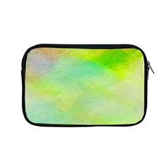 Abstract Yellow Green Oil Apple Macbook Pro 13  Zipper Case by BangZart