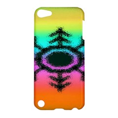 Vector Snowflake Apple Ipod Touch 5 Hardshell Case by BangZart