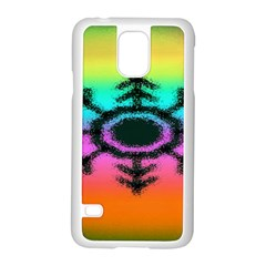 Vector Snowflake Samsung Galaxy S5 Case (white) by BangZart