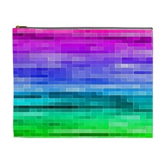 Pretty Color Cosmetic Bag (xl) by BangZart