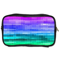 Pretty Color Toiletries Bags 2 Side by BangZart