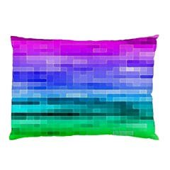Pretty Color Pillow Case (two Sides) by BangZart