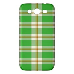 Abstract Green Plaid Samsung Galaxy Mega 5 8 I9152 Hardshell Case  by BangZart