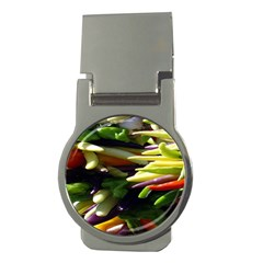 Bright Peppers Money Clips (round)  by BangZart