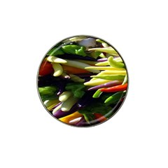 Bright Peppers Hat Clip Ball Marker by BangZart