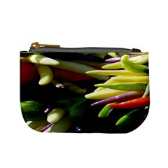 Bright Peppers Mini Coin Purses