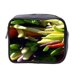 Bright Peppers Mini Toiletries Bag 2 Side by BangZart